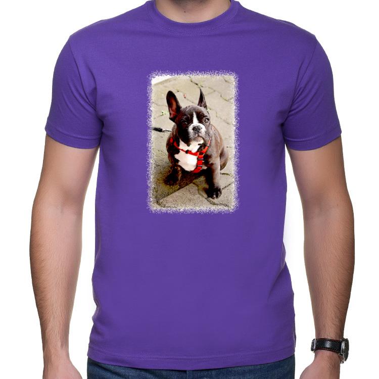 T-shirt z uroczym Psiakiem! - charytatywna koszulka z nadrukiem